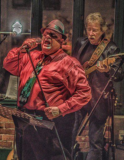 Mark DuFresne & Billy Stapleton