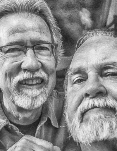 Billy Stapleton & Dan Hill