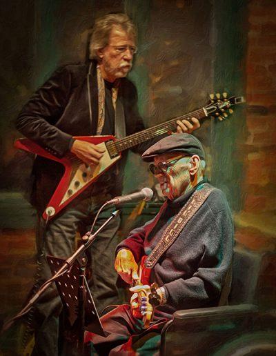 Bill Engelhart & Billy Stapleton