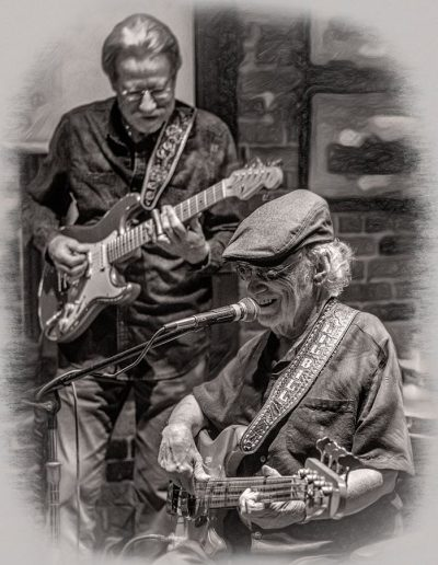 Billy Stapleton and Bill Englehart